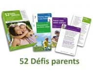 52 défis parents